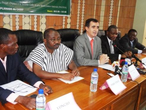 Jnsc togo - Journée nationale de la société civile: un pas vers davantage d'efficacité...