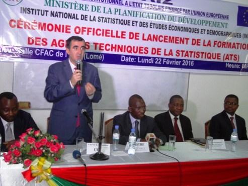 formation statisticiens - Le Togo veut renforcer son système statistique