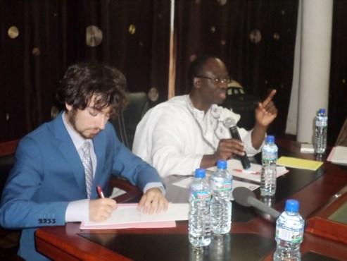 Ebeh Kodjo - Moratoire sur l'exploitation et la commercialisation du faux teck : L'ANCE –Togo félicite le gouvernement et plaide pour la traçabilité du bois en provenance du Togo