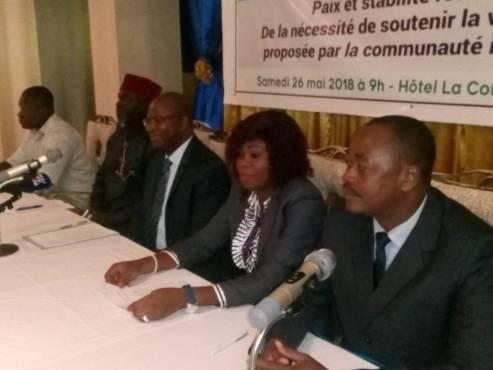 IMG 20180526 WA0157 - Situation politique et économique au Togo: le CJD se réjouit de la stabilité retrouvée et demande l'accélération des processus électoraux