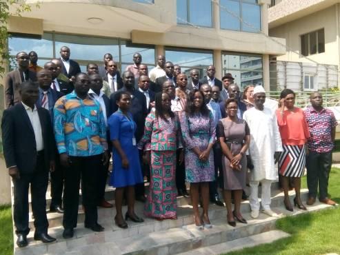 IMG 20180803 WA0022 - Élaboration de stratégie d'inclusion financière: la feuille de route de l'inclusion financière au Togo validée