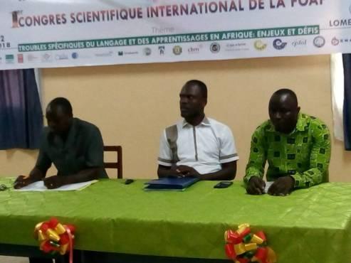 IMG 20180815 WA0024 - Santé: premier congrès scientifique des orthophonistes francophones à Lomé du 20 au 22 août