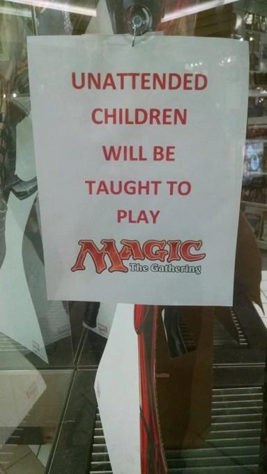 teach magic