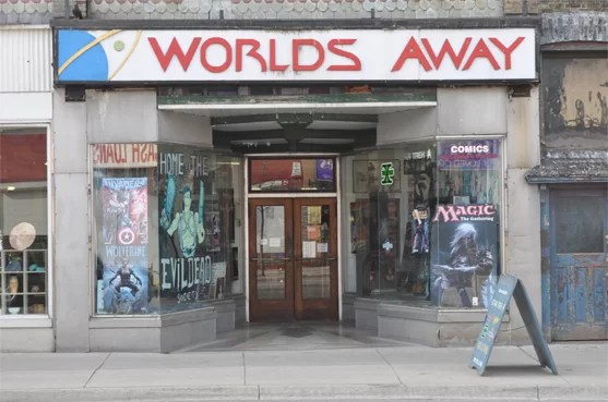 worlds away front