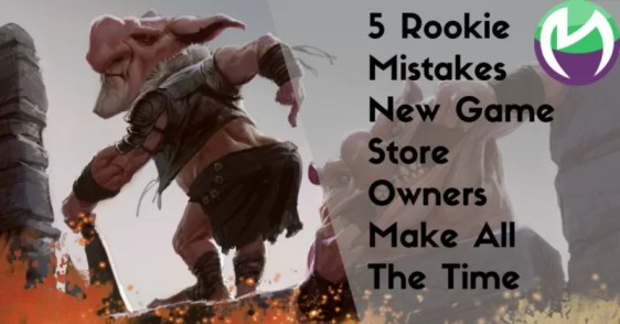 new game store owners