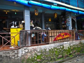 Coffee Bar Old Manali
