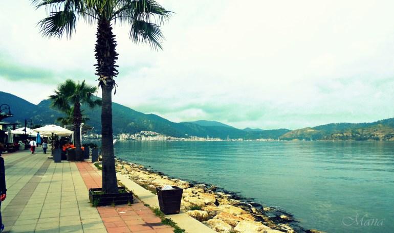 Fethiye Sea-Side Restaurants