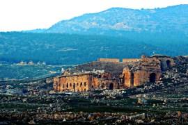 Hierapolis of Phrygia, Turkey