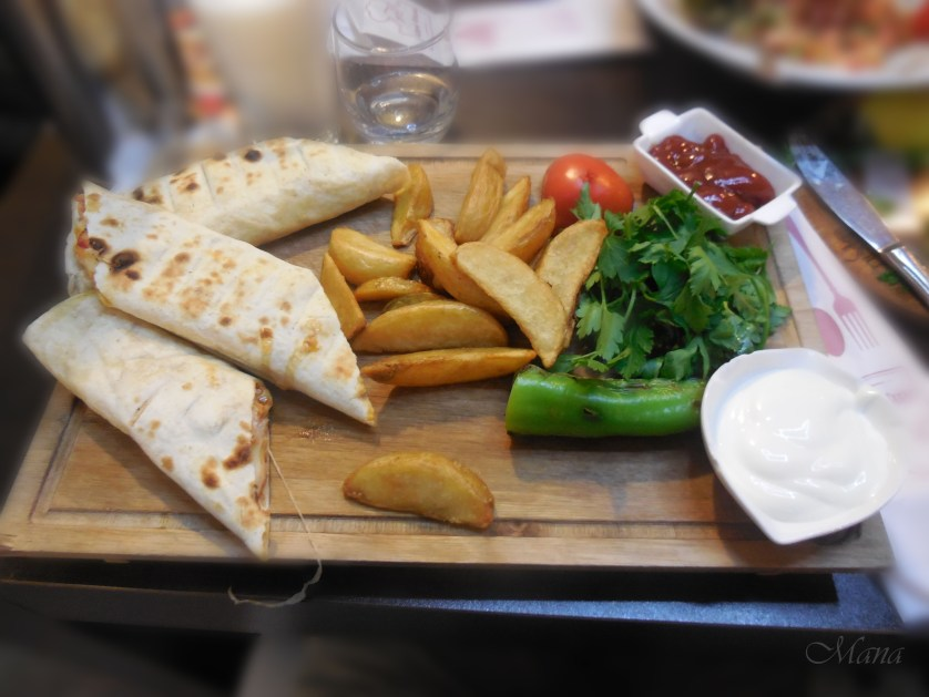 Turkish Platter