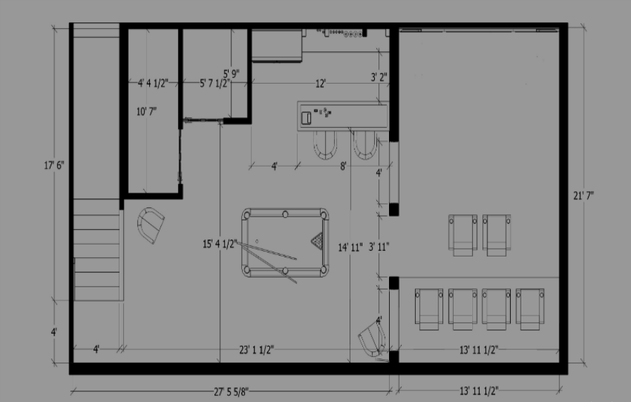 Home Theater Layout Ideas