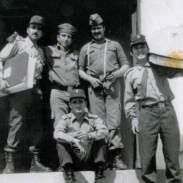 En Cerro Muriano 1972
