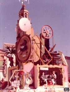 Primera Falla. Los Carpinteros 1983