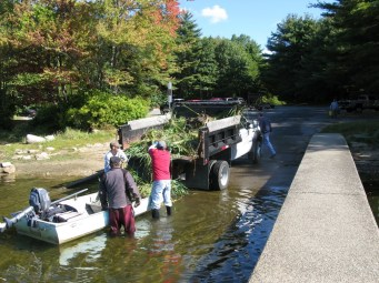 Manchaug Pond Foundation Water Quality