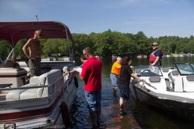 Manchaug Pond Foundation Safe Boating