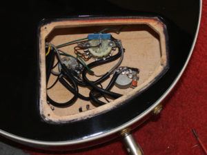 Lucille Varitone true bypass modification