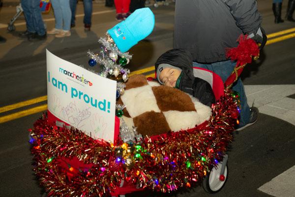 Manchester Christmas Parade