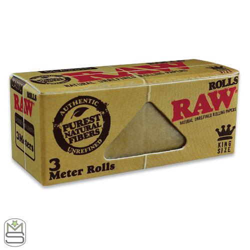 RAW Classic King Size Rolls - 3m