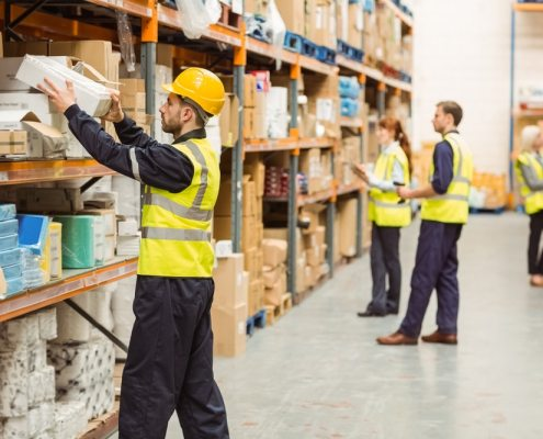 warehousing apprentices in manchester
