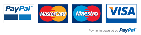 PayPal Accepted Credit Card Logos