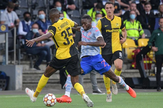 Young Boys 2-1 Manchester United match ratings: Wan-Bissaka has a night to  forget in Switzerland | ManchesterWorld
