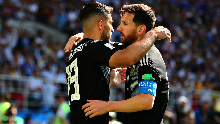 Sergio Aguero Urges Supporters To Support Messi