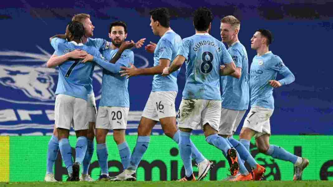 manchester city player goals vs Chelsea