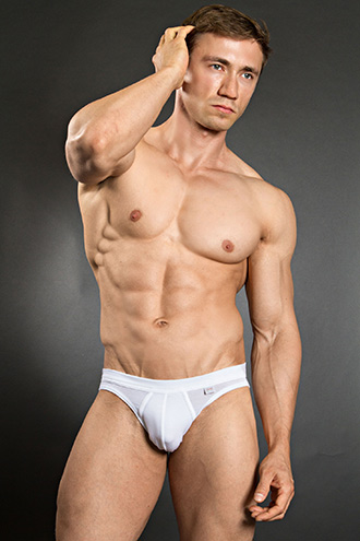 HOM H7 Micro Brief White