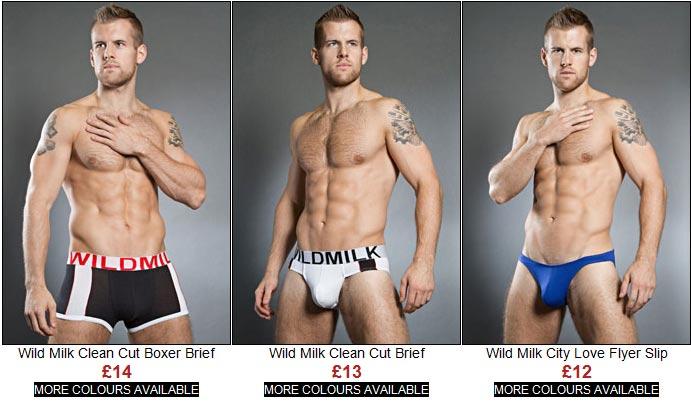 Wildmilk Underwear