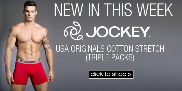 jockey usa originals triple pack