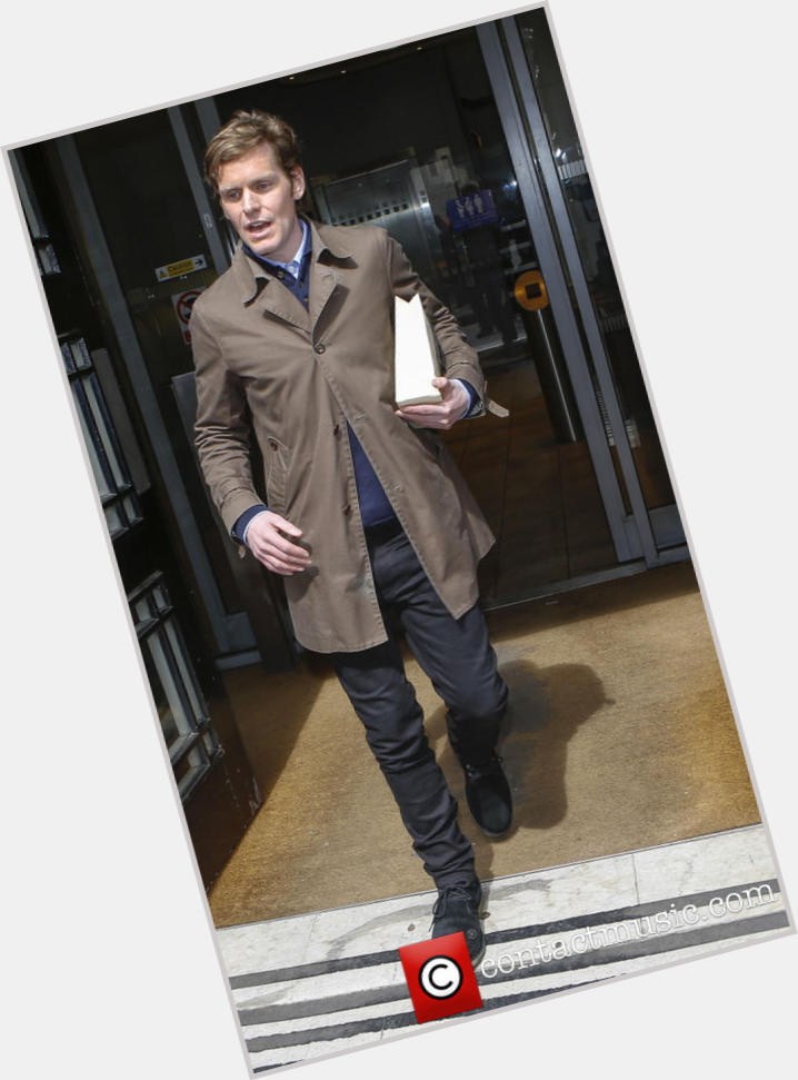 Shaun Evans Official Site For Man Crush Monday MCM