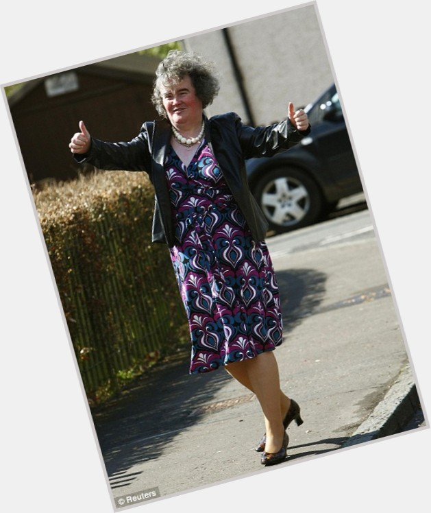 Susan Boyle Official Site For Woman Crush Wednesday WCW