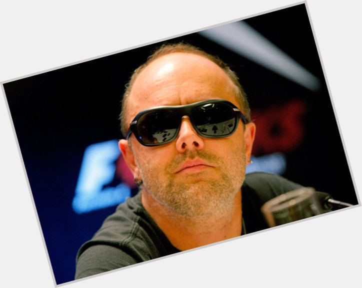 Lars Ulrich Official Site For Man Crush Monday MCM