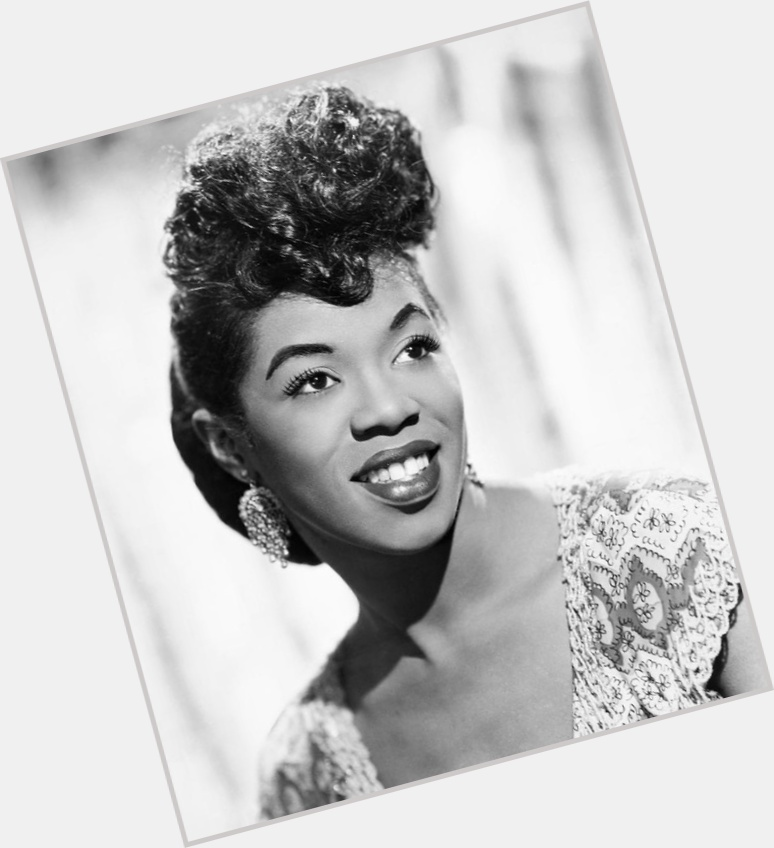 Sarah Vaughan Official Site For Woman Crush Wednesday WCW