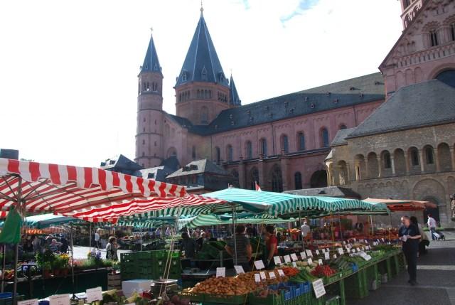 Mainz, Morning Market