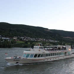 River Boat MS Asbach Rhine in Flames Fireworks Escorted Motorhome Tour Majestic Rhine & Moselle Rivers
