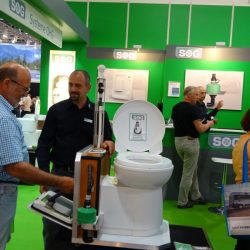 Cooperation with SOG Toilet Systems