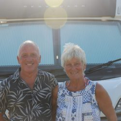 Customer Review Susan & Peter for escorted motorhome tour Majestic Rhine & Moselle Rivers 2017