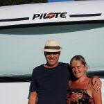 Customer Review Sharron & Gordon for escorted motorhome tour Majestic Rhine & Moselle Rivers 2017