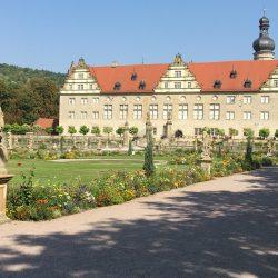 Castle & gardens Weikersheim