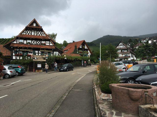 Knusperhäuschen Sasbachwalden Breathtaking Black Forest escorted motorhome tour