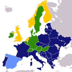 European Map of LPG Filling Systems