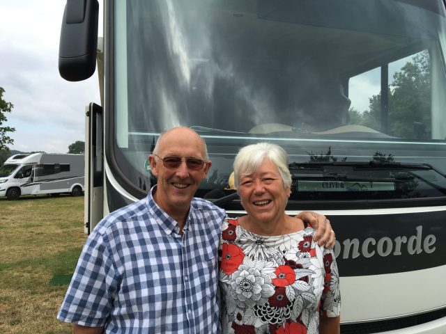 Sue & Clive, Majestic Rhine & Moselle Rivers 2018