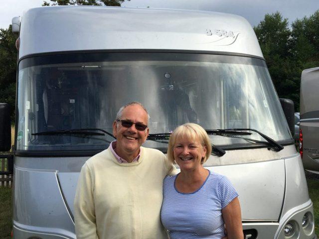Lorraine & Steve, Majestic Rhine & Moselle Rivers 2018