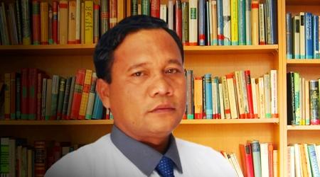 Saparuddin Haji Lubis (Akong)
