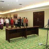 Menteri Agama Lantik Torkis Lubis Ketua STAIN Madina