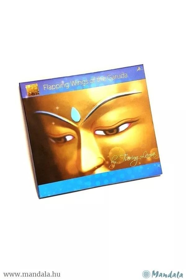 buddhista zenei CD-k