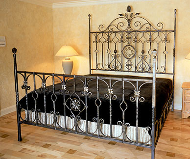 Blacksmith Custom Designed Bed Frames Amp Headboards