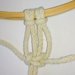Macrame Square Knot