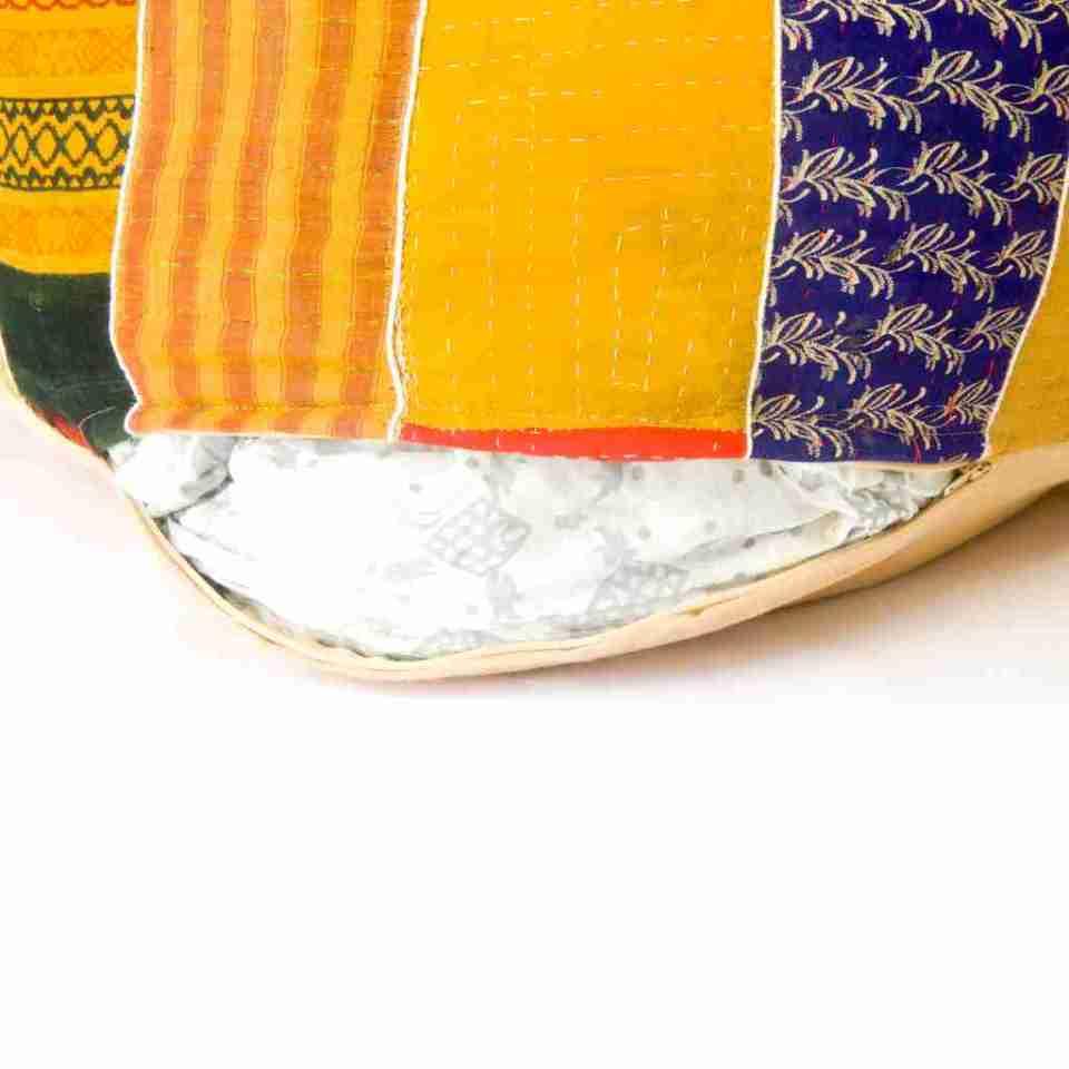 vintage patch kanta pouf ottoman 3