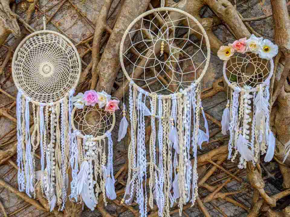 Bohemian Dream Catchers